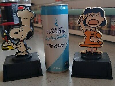 Peanuts Snoopy & Lucy Trophies