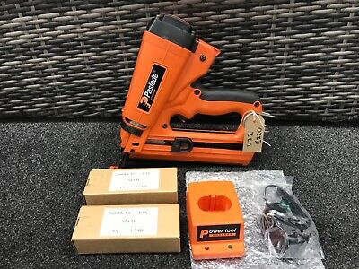 Paslode Im250/Im65 Angled 2Nd Fix Bradder.tool 632 With Warranty/2 Batteries