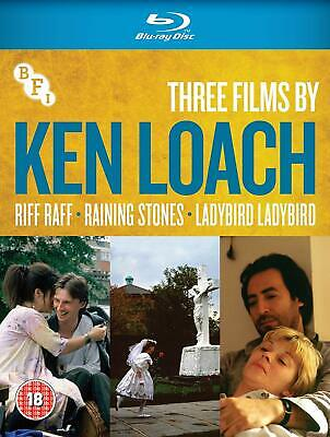 Ken Loach Collection (Blu-ray) **NEW**