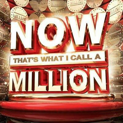 Various / NOW Thats What I Call A Million **NEW** CD
