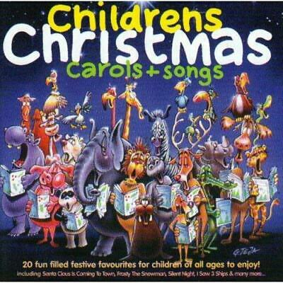 Various Artists / Children's Christmas Carols and Songs **NEW** CD