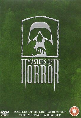 Masters Of Horror: Series One - Volume Two **NEW**