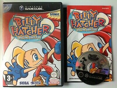 Billy Hatcher and the Giant Egg Gamecube C027G1