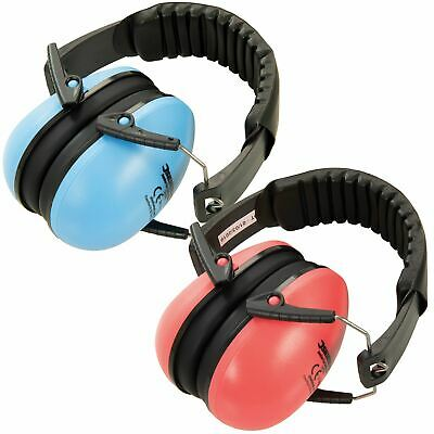 Silverline Kids Children Baby Ear Defenders Noise Reduction Protectors Muff