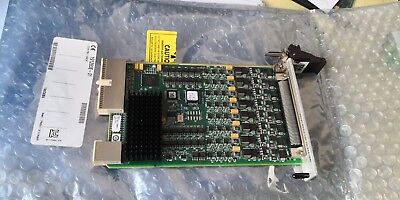 National Instruments, NI PXI 6624, Isolated 48 VDC, 8-Channel, nearly news