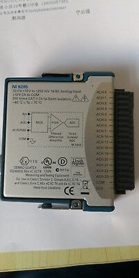 NATIONAL INSTRUMENTS, NI 9205, with spring terminal