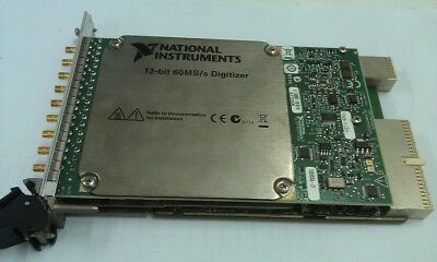 National Instruments, NI PXI-5105, 60 MHz, 8-Channel, 12-Bit