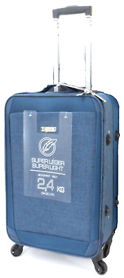 Lightweight 19 Inch 4 Wheel Spinner Cabin Suitcase Luggage Travel Trolley Cases
