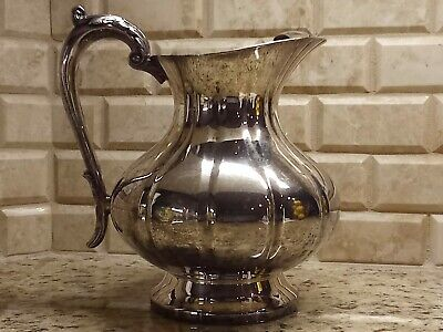 Vintage Sheffield Silver Company Water Pitcher