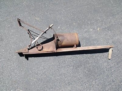 Vintage - Antique Corn Seed Planter Hand Operated Estate Find
