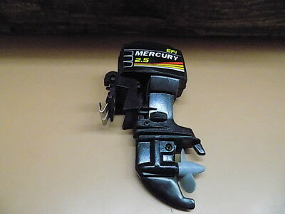 Mini Mercury Toy electric outboard boat motor, Nylint brand