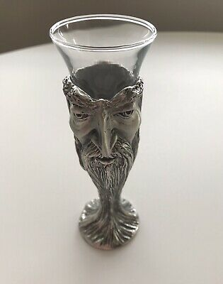 Lord Of The Rings Royal Selangor Pewter Shot Glass Gandolf