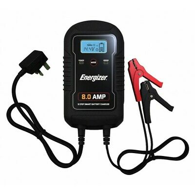 Smart Charger Hfu8dvl 50908 Energizer Genuine Top Quality Product New