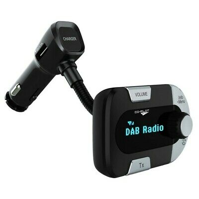 Copilot Universal Dab Radio Adapter CPDAB1 Co Pilot Genuine Top Quality Product