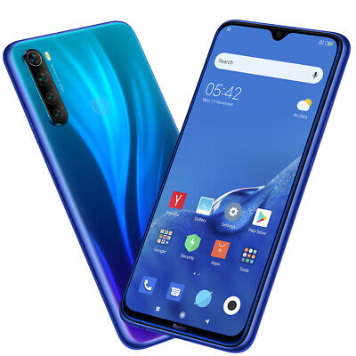 Xiaomi Redmi Note 8 Pro Global 6+64GB Teléfono Impermeable Android Forest Green