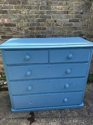 Beautiful Antique Pine Drawers, Great For A Shabby Chic Project