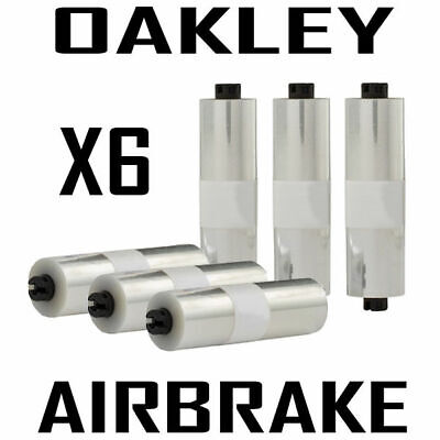 Goggle-Shop Oakley Airbrake Motocross Goggle Roll-Off Films X6