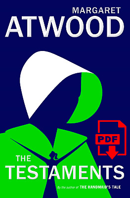 The Testaments By Margaret Atwood [P.D.F] Fast Delivery