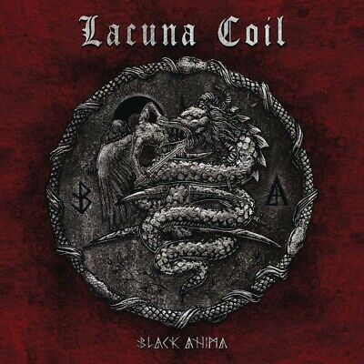Lacuna Coil Black Anima CD New 2019