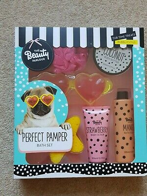 The Beauty Parlour - Perfect Pamper Kit - Pugh