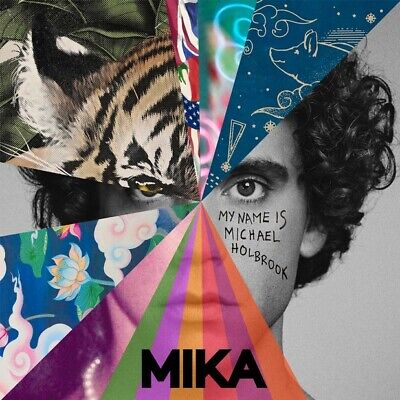 Mika My Name Is Michael Holbrook CD Nuovo Sigillato
