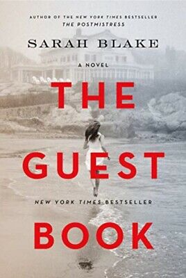 THE GUEST BOOK by Sarah Blake 2019  LN HARDCOVER