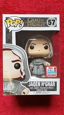 Jaqen H'ghar Game Of Thrones Funko Pop 2017 NYCC Exclusive RARE #57