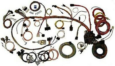 American Autowire 510034 Wiring System Kit Fits 1970-1973 Chevy Camaro