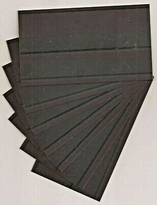 200 WINDMILL CLIMAX STAMPS STOCKCARDS 2 STRIPS WITH COVERLEAF 147mm X 84mm NEW.