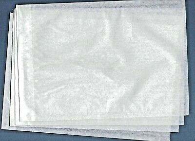 50 CLEAR FACE PROTECTIVE BAGS FOR STAMPS 21mm X 32mm.