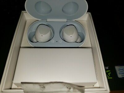 Samsung Galaxy Buds Wireless In-Ear Headset - White (SM-R170NZWAXAR) - USED ONCE