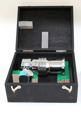 Nikon Michelson Double Beam Interference Objective, M Plan 2.5 T1 / 0.075