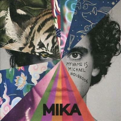 My Name Is Michael Holbrook [10/4] New Cd