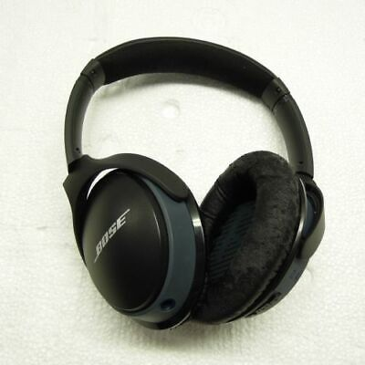 Bose SoundLink II Around-Ear Headphones Black 741158-0010 FOR PARTS **READ**