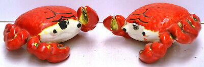 Older Crabs Salt & Pepper Shakers