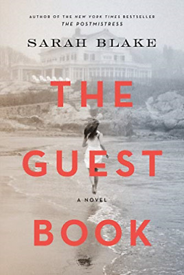 Blake Sarah-The Guest Book HBOOK NEW