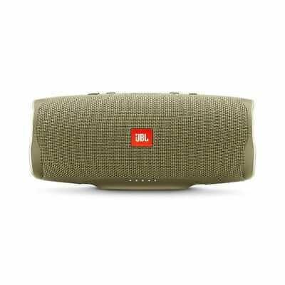 JBL Charge 4 Portable Waterproof Wireless Bluetooth Speaker (Sand). Authorized D