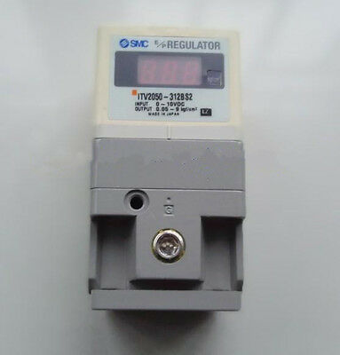 1 pcs SMC Electricity - Gas Proportional Valve ITV2050-312BS2  tested
