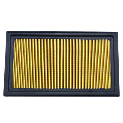 Reusable Silver High Flow Drop-In Panel Air Filter For 07-12 Versa//09-14 Cube