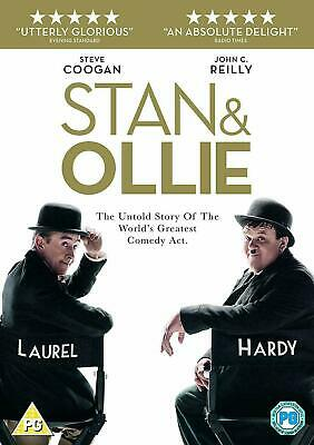 Stan and Ollie (2019,DVD) - USED IN GOOD CONDITION.