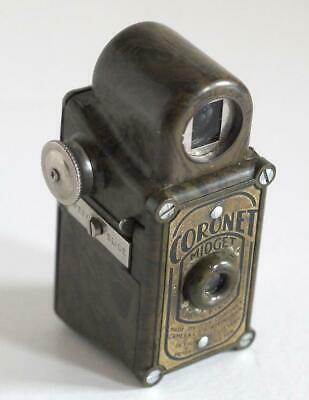 Coronet Midget (Camera) Dark Olive Green  (No Case)