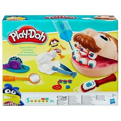 Hasbro - Play-Doh - Doctor Drill & Fill Set - Brand New