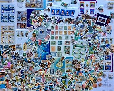 A Large Collection Of Commonwealth Stamps Victoria /Elizabeth II (M/U)M/S-F.D.C.