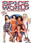 Spice World - Dolby Digital - (DVD, 1998, Closed Caption) - OOP/Rare-NEW
