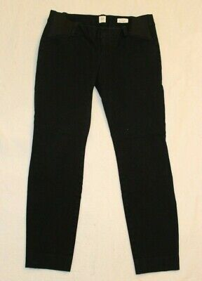Gap Maternity Skinny Ankle Cropped Pants Size 2