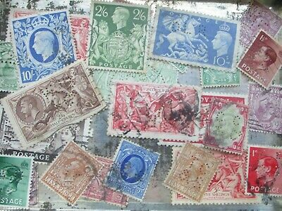 ESTATE: UK old World Perf accumulation great mix of issues     (s1751)