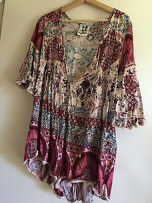 Womens Jaase Playsuit ** Size Small **