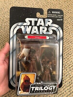 Jawas - Trilogy Collection Star Wars Figure. OTC. Hasbro. Sealed.
