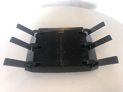NETGEAR Nighthawk R8000 X6 AC3200 Tri Band Router