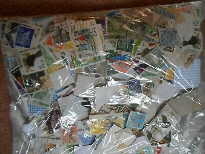 Ireland Kiloware mainly used off paper approx 300 grammes